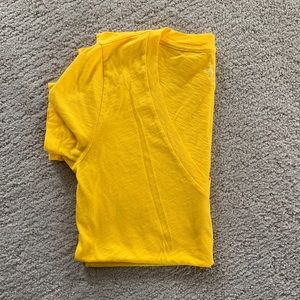 J.Crew Vintage Cotton V-Neck Tee